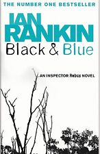 Black and Blue by Ian Rankin New Paperback Book