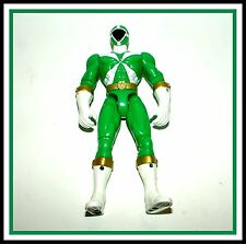 Power Rangers Lightspeed Rescue _ Green (Rescue Armor) Ranger _ ** Figure Only *