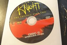 Forever Knight The Trilogy Part Two Disc 6 Replacement DVD Disc Only