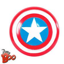 CAPITAN AMERICA SCUDO ragazzi Marvel Supereroe Costume Bambini Accessorio