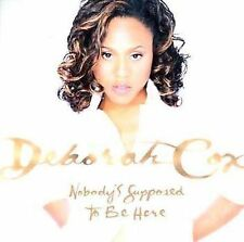 Nobody's Supposed to Be Here [Import CD Single] [Single] by Deborah Cox (CD,...
