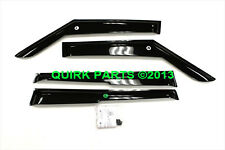 2009-2014 Kia Soul Sport Visors OEM BRAND NEW Genuine Part # U8220-2K000