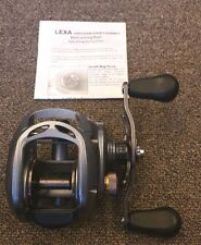 Daiwa Lexa 400HS 7.1:1 High Capacity Baitcasting Fishing Reel - LEXA400HS