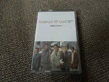 Take That Relight My Fire RARE Cassette Single