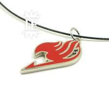 FAIRY TAIL NATSU COLLANA Dragneel collier Necklace croce erza ciondolo cosplay