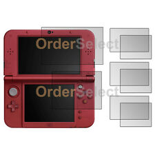 3X Anti-Scratch LCD Ultra Clear HD Screen Protector for Nintendo 3DS XL (2015)