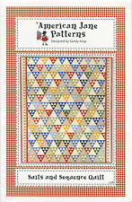 Suits and Sequence Quilt ~ Quilt Quilting Pattern ~ by American Jane Patterns