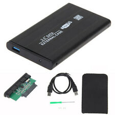 "Hot USB 3.0 SATA 2.5"" Hard Drive External Enclosure HDD HD Mobile Disk Case Box"