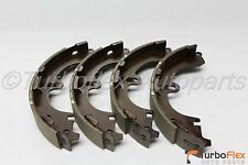 Honda Civic 1992-2000 Rear Brake Shoe kit Set of 4 Genuine OEM 43153-SR4-A02