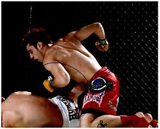 DAN HARDY Signed Autographed UFC MMA 8X10 PIC. H