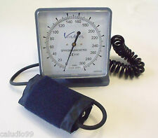 Aneroid Sphygmomanometer Professional Blood Pressure Monitor Desk & Wall NEW