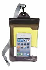 Travelon Waterproof Phone and Camera Pouch 12505-850 Free Shipping!