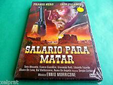 IL MERCENARIO / SALARIO PARA MATAR - Sergio Corbucci ITALIANO/ESPAÑOL Precintad