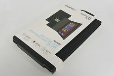 New Incipio 2-in-1 Watson Wallet Folio Case for Nokia Lumia 2520 (NK-177-BLK)