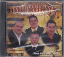 "CD-Los Monarcas de Pete & Mario-""Flor de Las Flores"" Tejano TexMex CD SEALED(#45"