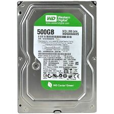 "500 GB SATA WD HDD INTERNAL DESKTOP HARD DISK DRIVE 3.5"" //"