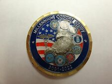 CHALLENGE COIN MILLENNIUM COHORT STUDY MILITARY AND VETERAN HEALTH COMMITTED