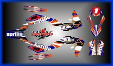 Aprilia RXV SXV 450-550  CUSTOM GRAPHIC KITS DECAL DECOR Sebastian