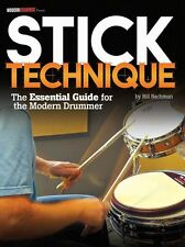 Modern Drummer Presents Stick Technique Learn to Play Drums Music Book