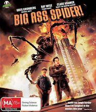 Big Ass Spider! NEW B Region Blu Ray