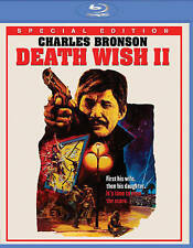 Death Wish 2 (Blu-ray Disc, 2016, Special Edition)