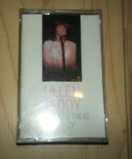 Helen Reddy - No Way To Treat A Lady 1984 Cassette SEALED