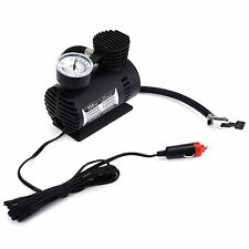 Mini DC 12V Electric Car Inflatable Pumping Air Pumps Compressor 300 PSI PLA