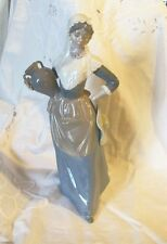 Lladro Nao Daisa 1985 Lady with Hat and Jug Lladro Figurine