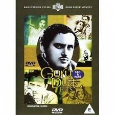 GURU DUTT HITS - SAD & RARE - NEW BOLLYWOOD SONGS DVD - FREE UK POST
