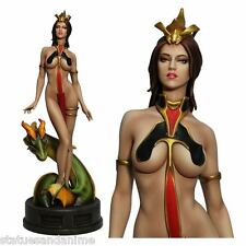 YAMATO LADY DRAGON RESIN STATUE 1/6 SCALE BRAND NEW # 52 / 500 COA