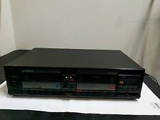 Pioneer Stereo Double Cassette Deck CT-1060W