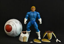 He-Man Saiyayin Custom, Vegeta Concept. Masters of the Universe Dragon Ball.