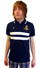 fila vintage retro polo shirt  xl bj bjorn borg ralston new mod 80s old school