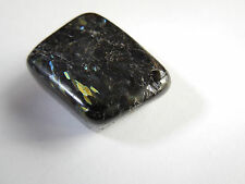 25mm VERY RARE GENUINE NATURAL  TUMBLED  NUUMMITE 12.75g GREENLAND Magical  #12G