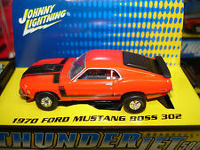 JOHNNY LIGHTNING ~ '70 FORD MUSTANG BOSS 302 ~ MUST HAVE~ ALSO FITS AURORA, AW