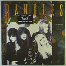 """12"""" LP - Bangles - Everything - L5640h - washed & cleaned"""