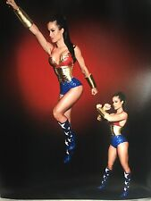 EXCLUSIVE Wonder Woman 10x15 Poster TNA IMPACT KNOCKOUT BROOKE TESSMACHER* WWE