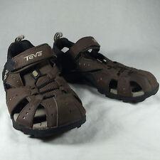 TEVA 6704 All Terrain Trail Hiking Sport Closed Toe Sandals Mens Size 7 EUC!