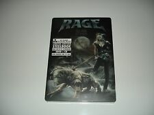 Rage - Full Moon In St. Petersburg New/Sealed Limited Edition Steelbook 2DVD/CD
