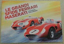 Museo Casa Enzo Ferrari 2012 MODENA CARTA CARD NO brochure prospetto Book Press