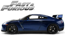 """Fast and Furious"" Brian's Nissan Skyline GT-R (R35) 1:18 Scale Diecast Model"