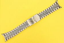 NEW SEIKO JUBILEE SS BRACELET 22mm 6309 7002 7S26 7548 DIVER WATCH FOLDED NR-034
