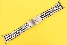 NEW SEIKO JUBILEE BRACELET 22mm 6309, 7002, 7S26, 7548 DIVER WATCH FOLDED NR-034