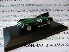 VOITURE 1/43 DEL PRADO : JAGUAR Type D 1955 24 heures Mans