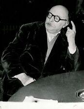 Jean ROSTAND c. 1960 - Ecrivain Historien Académicien - Div 78