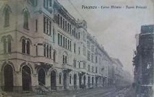 PIACENZA - CORSO MILANO - NUOVI PALAZZI - 1916