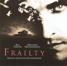 Frailty [Original Motion Picture Soundtrack] by Brian Tyler (CD, Mar-2002, OCF E