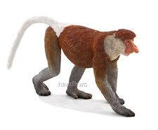 Mojo Fun 387176 Proboscis Monkey Animal Toy Model Replica - NIP