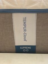 Tempur-Cloud Supreme Queen Size Matress