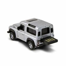 Land Rover Defender Memoria Usb Flash Drive 8 Gb-Gris